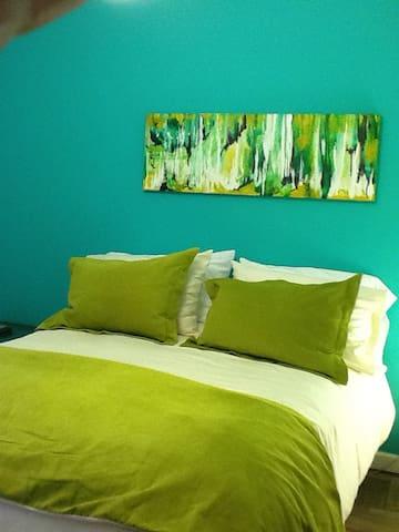 Confortable dos ambientes en Almagro
