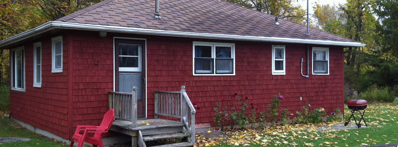 Beach cottage, well maintained! - Wainfleet