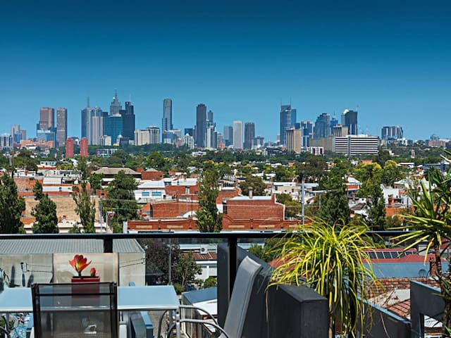 En Suite in Melbourne - Brunswick East - Apartamento