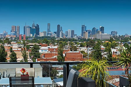 En Suite in Melbourne - Brunswick East - Huoneisto