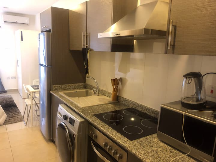 Furnished Studio Apartment (Gallery)