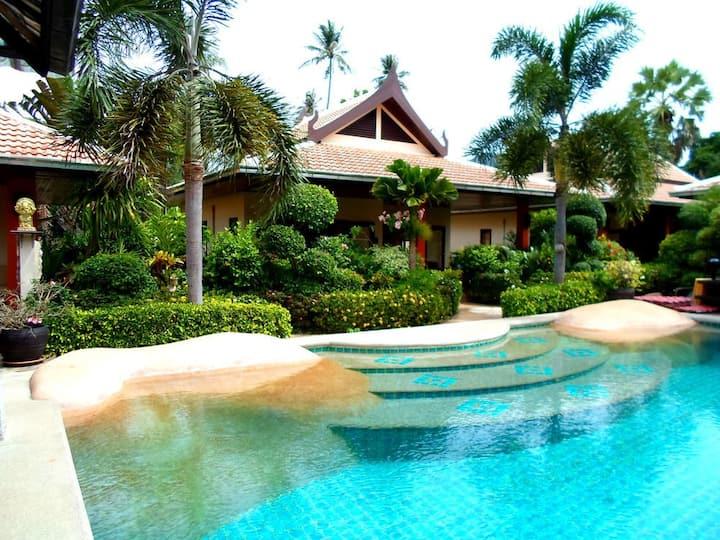 Baan Tropicana, BanTai, Koh Samui, 1 Bedroom Villa