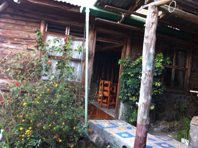 Cabaña Rustica, agradable en Cedral - Palmichal - Cottage