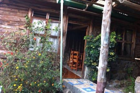 Cabaña Rustica, agradable en Cedral - Palmichal - Cabin