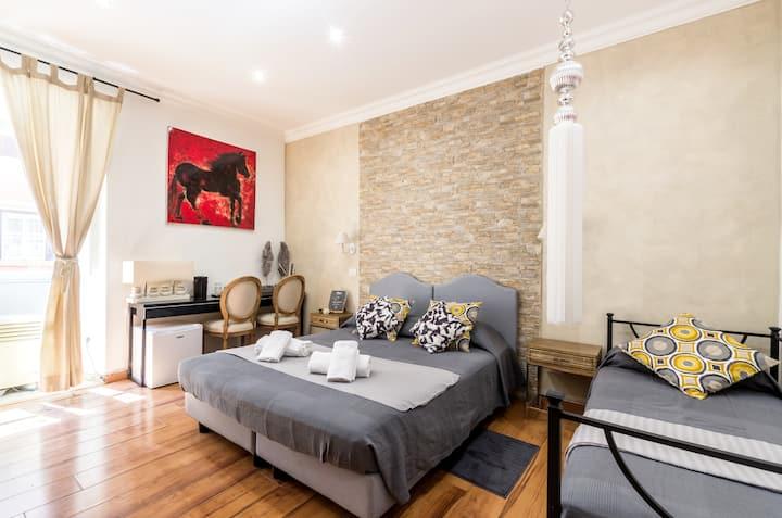 La Dolce Vta QG - Comfort Double Room (Room 3)