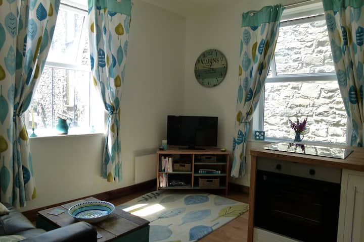 Holiday flat in Barmouth, Snowdonian estuary