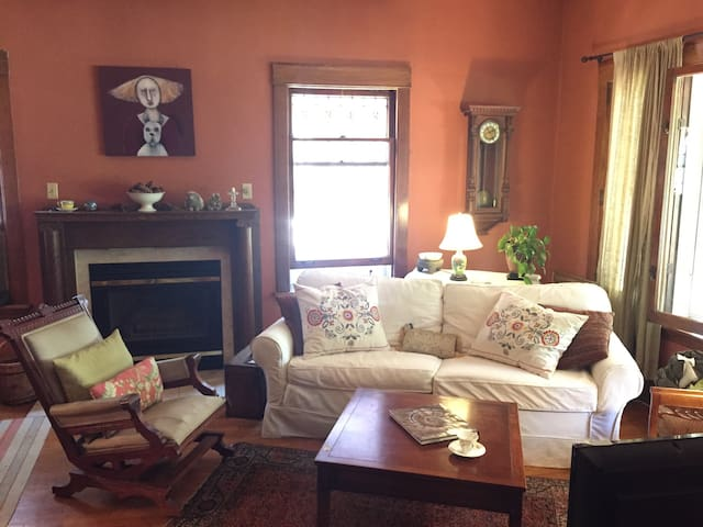 Charming Downtown Oak Park 1BR Home - Oak Park - Huis