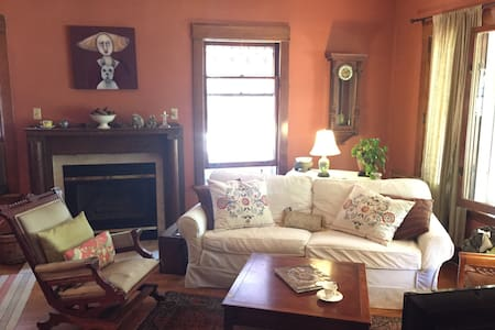 Charming Downtown Oak Park 1BR Home - Oak Park - Casa