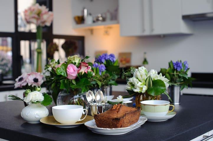 LA VILLA PERIER, maison, SUD PARIS - Montrouge - Bed & Breakfast