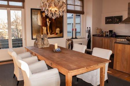 Luxurious Apartment, City Centre - Venlo