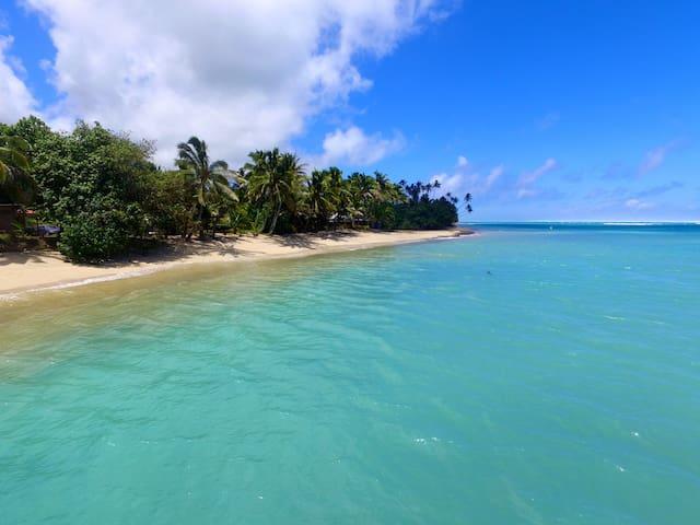 Beach Haven - Arorangi District - House