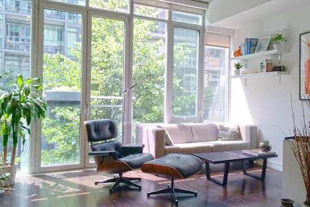 Loft Available in the Heart of King St. West
