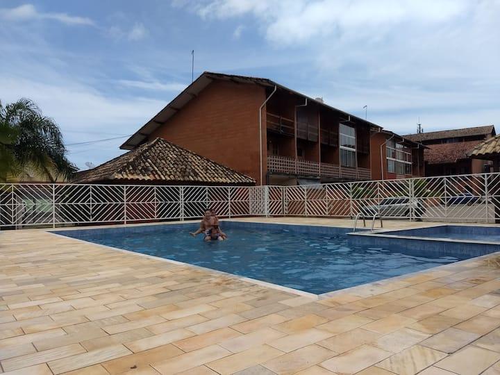 Loft Martin de Sá Ville com piscina