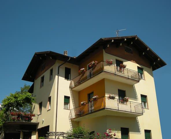 Comano Terme, Dolomiti di Brenta, Riva del Garda - Stumiaga - Appartement