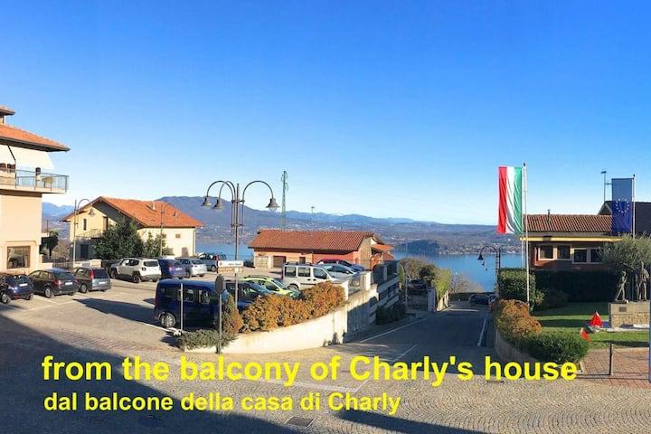 CASA DI CHARLY       Appartamento al primo piano