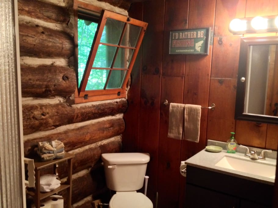 Bathroom-recently updated