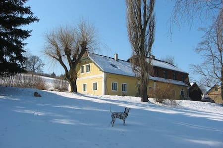 Historical Home in an Apple Orchard - Irenental