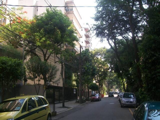 Tijuca Bela Bela - Rio de Janeiro - Appartement