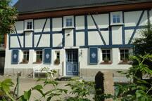 Fachwerk - Ferienhaus im Zittauer Gebirge