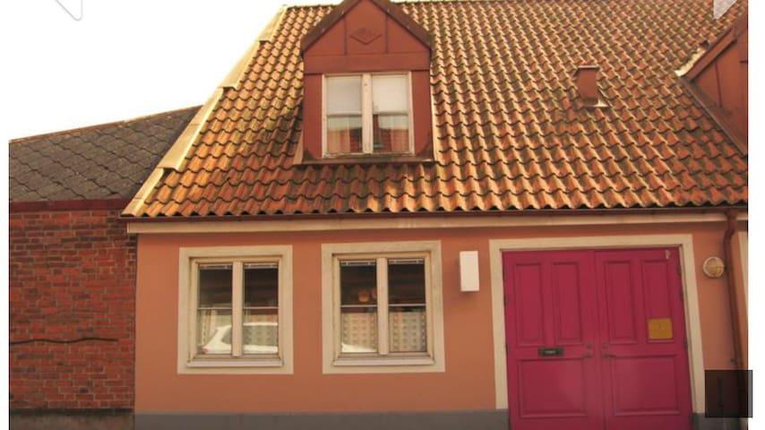 Lilla Östergatan - Ystad - Hus