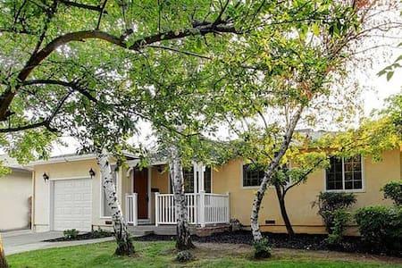 #4 Comfy Convenient Positive Energy - Rancho Cordova - House
