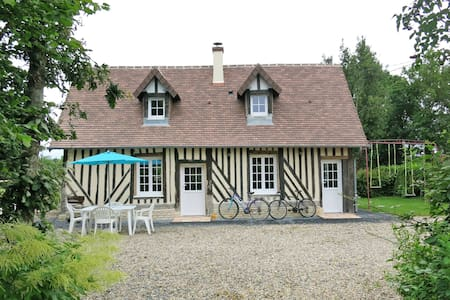 Holiday home in Le Mesnil-Mauger - Le Mesnil-Mauger - Haus