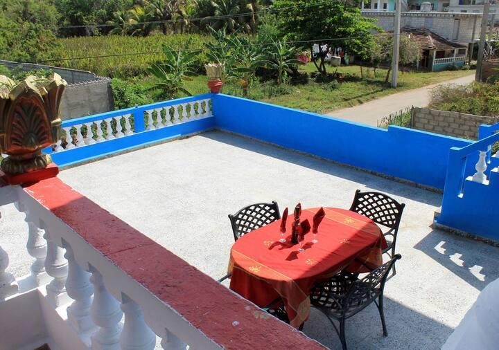 Hostal Misol con terrazas [Room # 2]