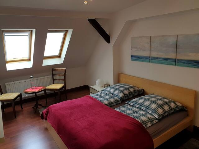 Zimmer für 2 mit Extras / Room for 2 with extras