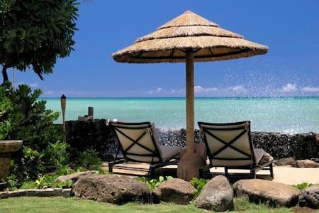 Oceanfront Luxury Bali Retreat