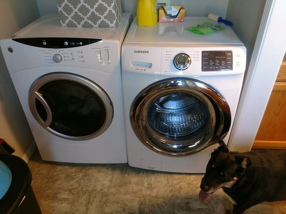 Newer Washer and Drier
