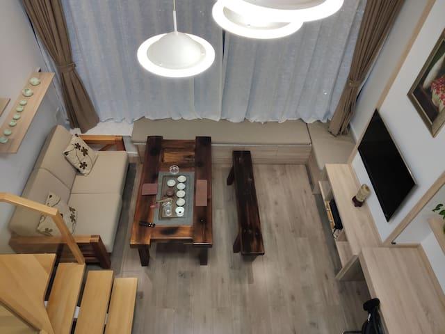 朗成之家商务房
