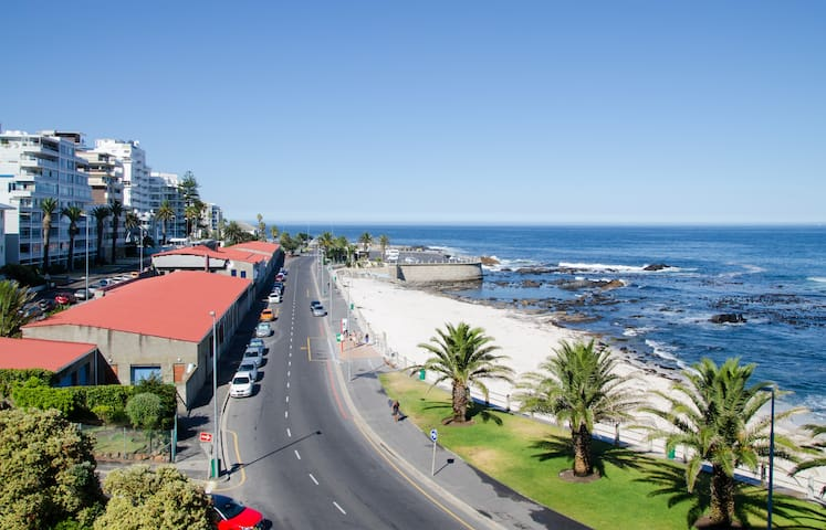 Cape Town on the beach, seafacing - Cape Town - Apartment