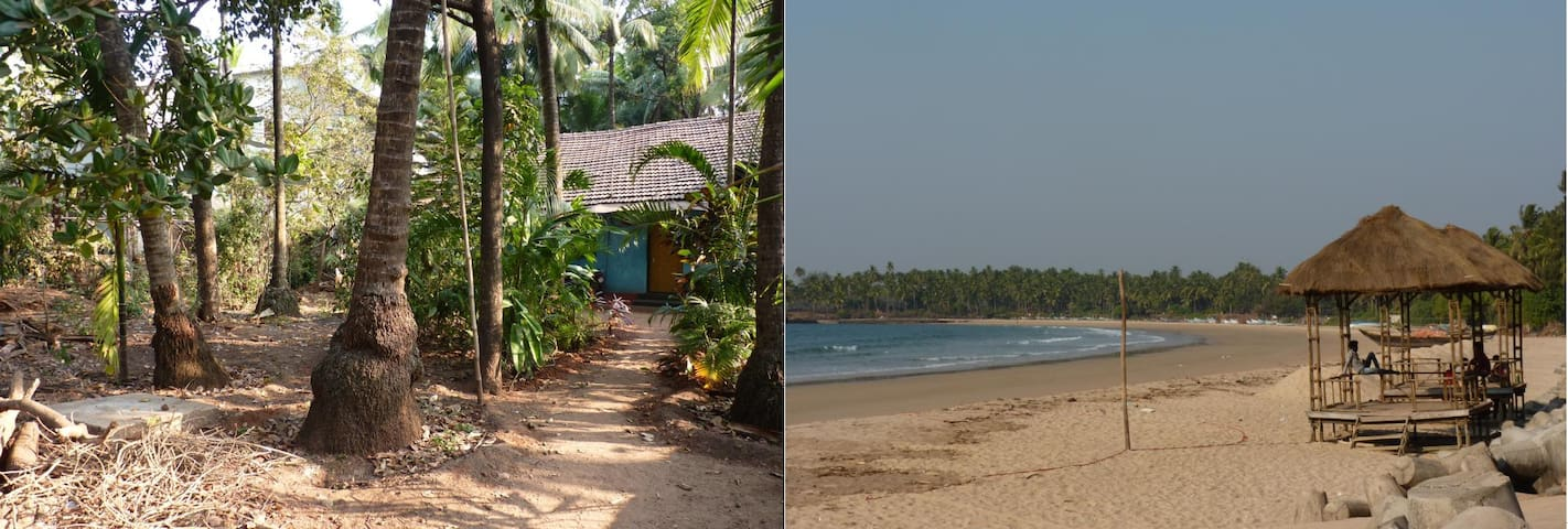Malvan Home-stay Accomodation - Sindhudurga - Rumah