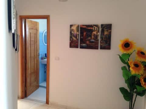 3 new bedroom apartment +garage Corniche Bizerte