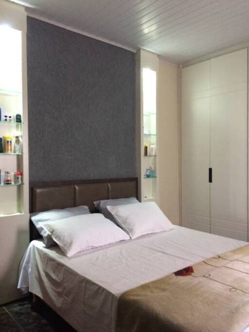Dorm 01 - 1 cama queen