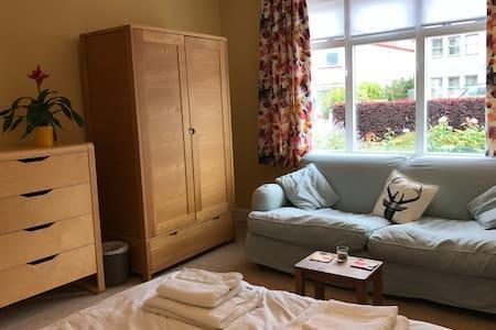 Spacious Edinburgh Double Room near centre