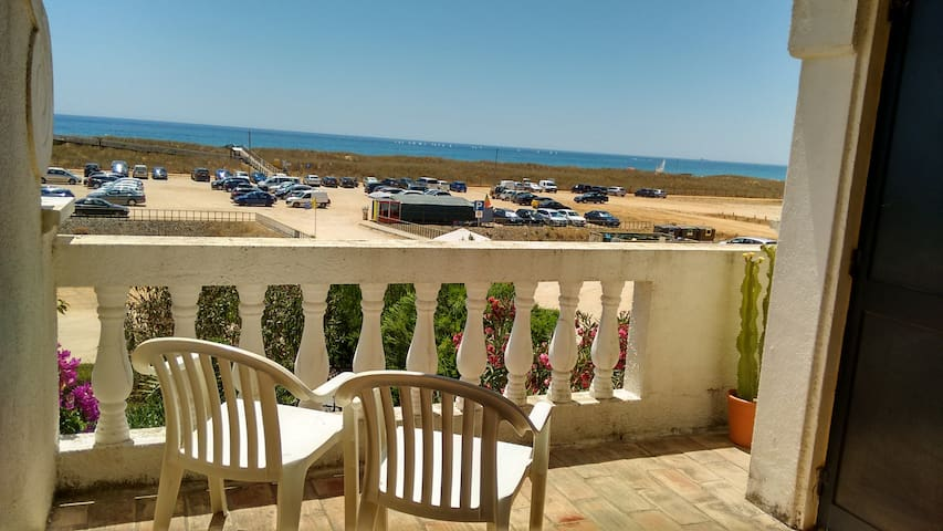 Sea Front Apartment w/ Roof Terrace - Lagos - Lejlighed