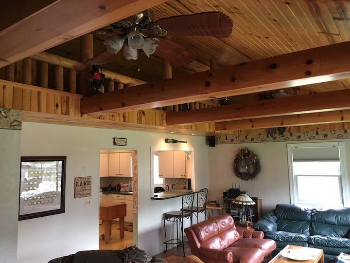 Kozy Cottage Diamond Lake Rental