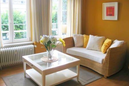Möbliertes 2-Zimmer-Apartment - Bad Homburg - Apartmen