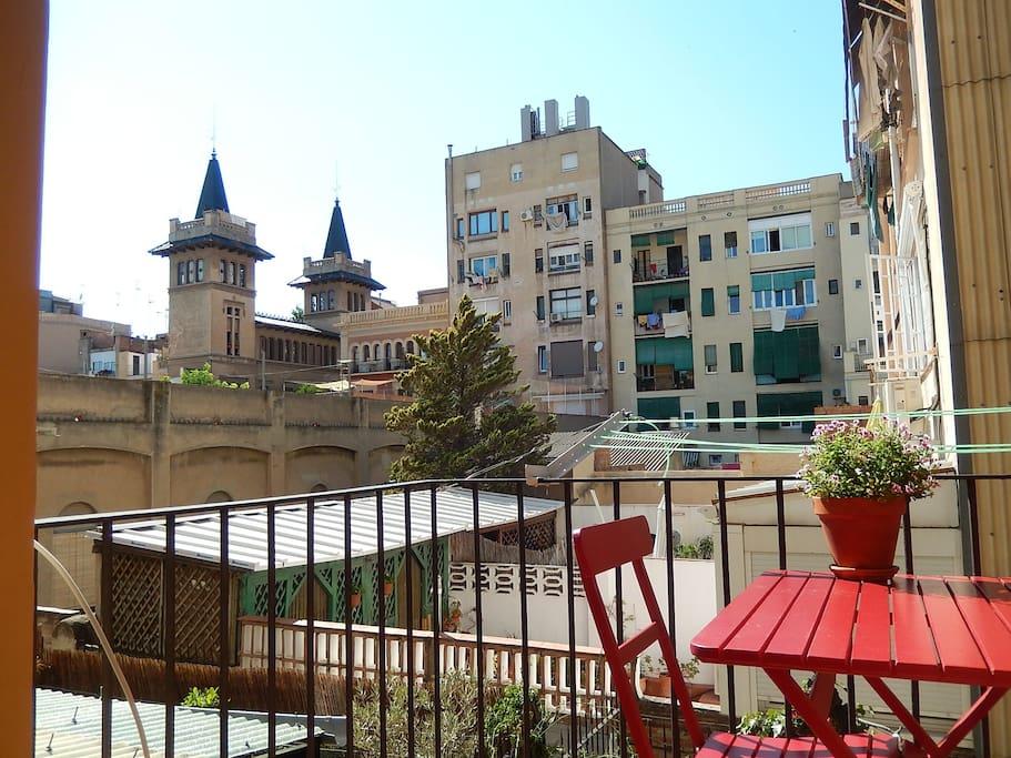 Central room of gracia appartamenti in affitto a for Appartamenti barcellona affitto economici