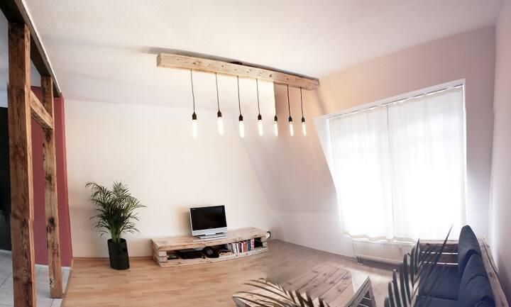 Extravagante 2-Zimmer Wohnung