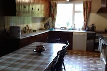 Kitchen (Far less blury in real life)
