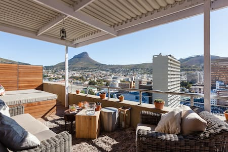 Cape Town City Penthouse - 開普敦