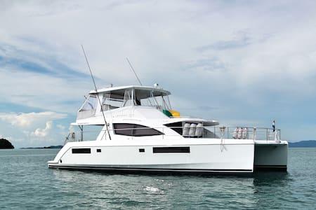 Yacht  Charter on  A DIVING AND FISHING MACHINE ! - Kammala - Barca