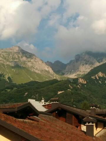 Appartamento dello sciatore - Limone Piemonte - อพาร์ทเมนท์