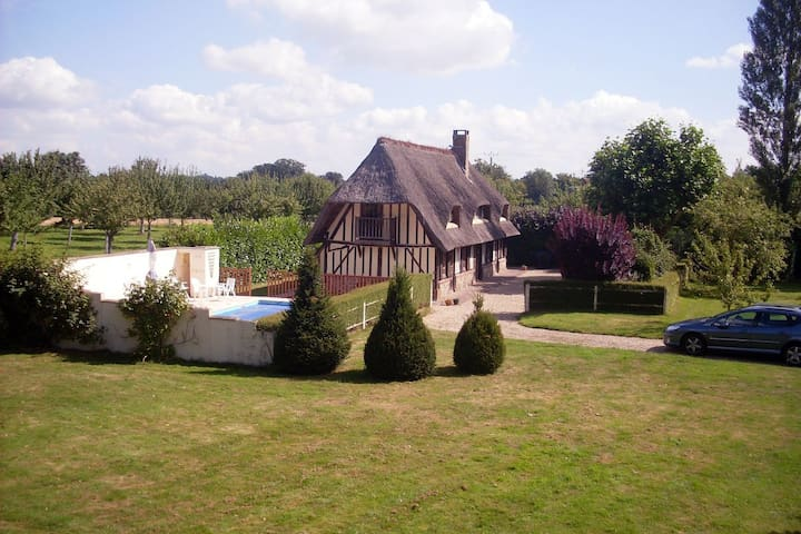 La Cri - Normandy Cottage - Saint-Étienne-l'Allier