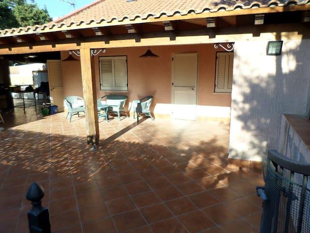 Villetta al Residence Himera - Termini Imerese - Huis