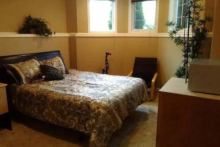Extra large bright room - Red Deer