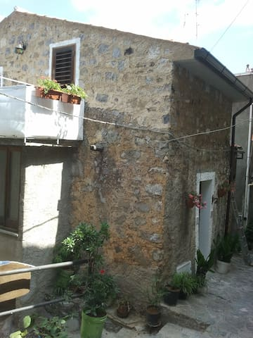 casetta mare monti. - San Giovanni A Piro - Lejlighed