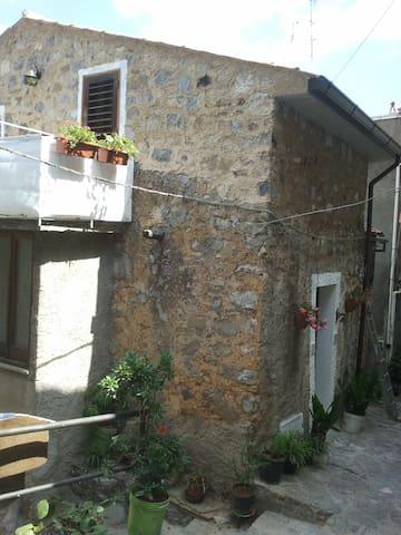 casetta mare monti. - San Giovanni A Piro - Lägenhet